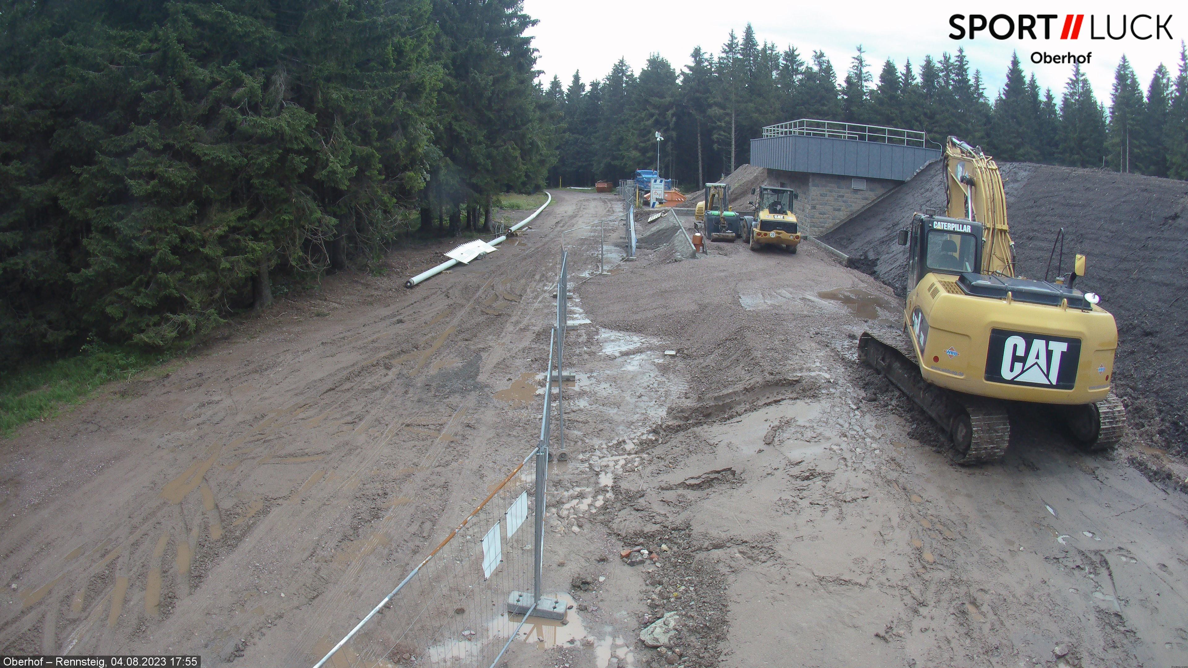 Wetter Oberhof Rennsteig